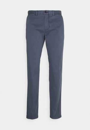 FLEX - Trousers - faded indigo