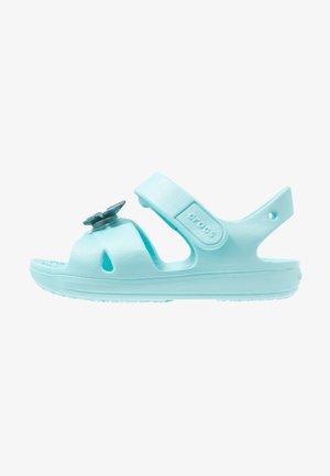CLASSIC CROSS STRAP - Pool slides - ice blue