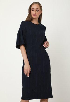 Alltags Dega - Shift dress - blau