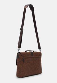 ALDO - CEDRO - Briefcase -  dark brown - 1