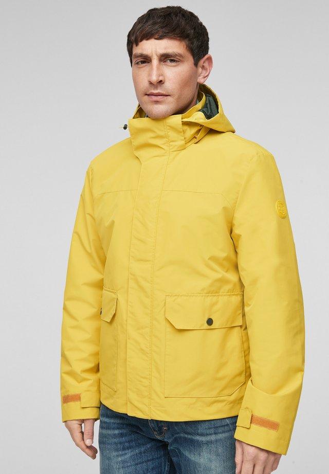 Jas - yellow