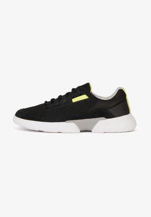 SMOOTHER A - Sneakersy niskie - schwarz