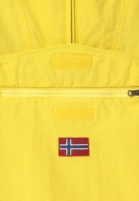Napapijri - RAINFOREST WINTER - Light jacket - yellow oil - 3