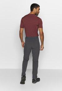 Haglöfs - LITE FLEX PANT MEN - Outdoor trousers - magnetite - 2