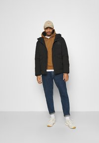 Calvin Klein Jeans - ECO JACKET - Winter jacket - black - 1
