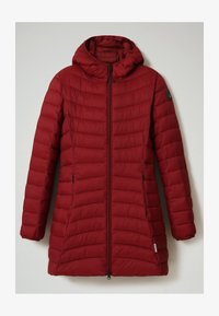 Napapijri - Down coat - vint amaranth - 1