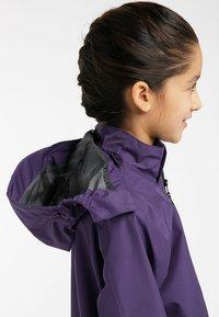 Haglöfs - MILA - Hardshell jacket - purple rain - 3