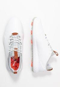 Puma Golf - IGNITE PWRADAPT 2.0 - Golfové boty - white - 1