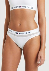 Tommy Hilfiger - SHEER FLEX  - Briefs - white - 0