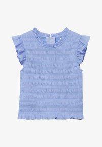 Mango - DEMIT-A - Print T-shirt - violet clair pastel - 0