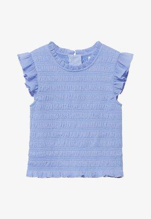 DEMIT-A - T-shirt print - violet clair pastel