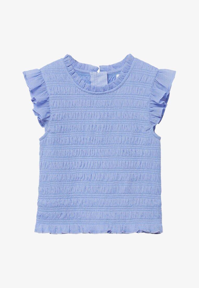 Mango - DEMIT-A - Print T-shirt - violet clair pastel