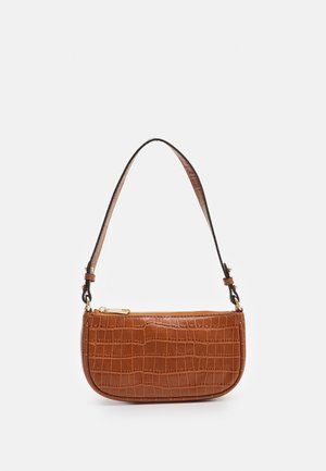 KAIA MONI BAG - Bandolera - brown sugar