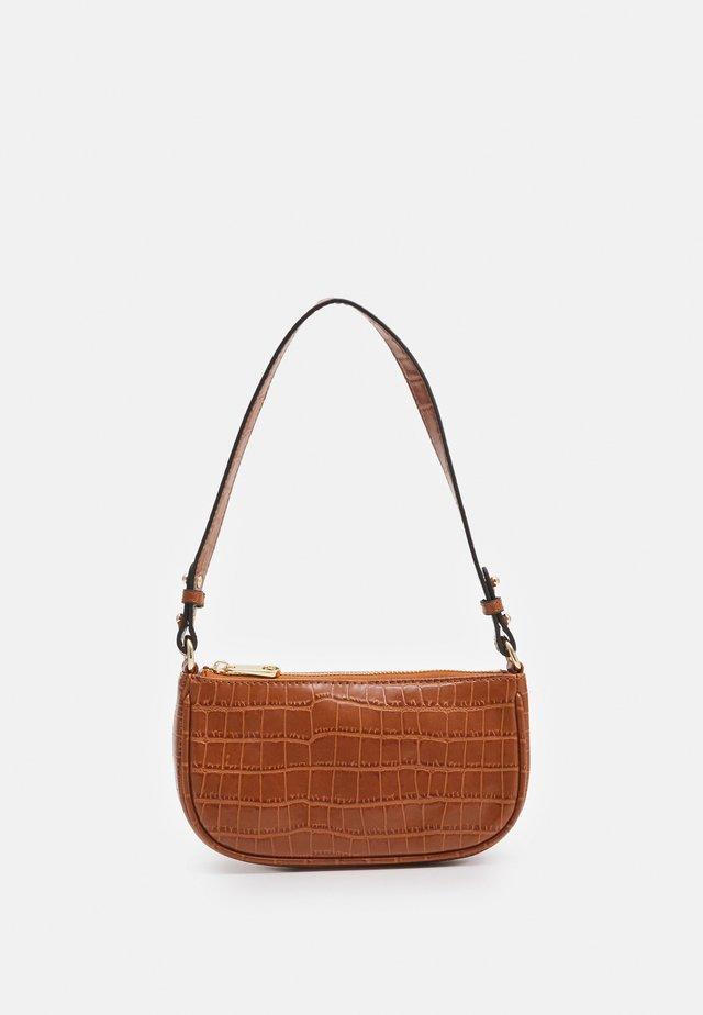 KAIA MONI BAG - Across body bag - brown sugar