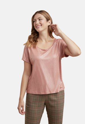 Basic T-shirt - rosa