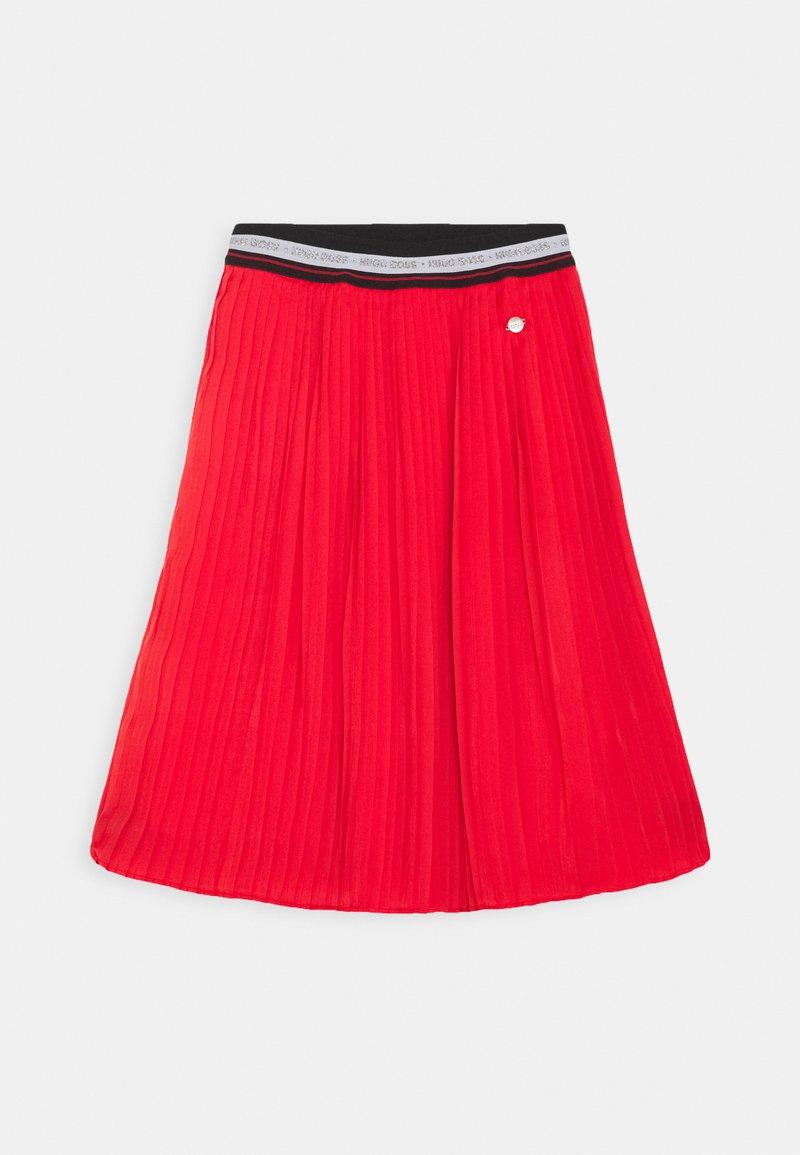 BOSS Kidswear - SKIRT - A-line skirt - red