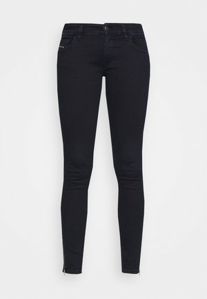 SLANDY-LOW-ZIP - Jeans Skinny Fit - dark blue