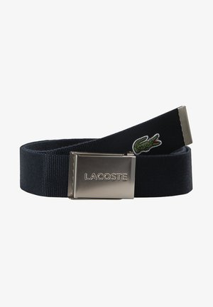 Belt - navy blue