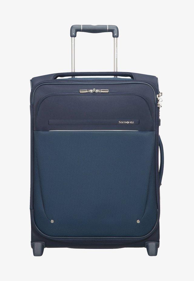 MIT 2 ROLLEN  - Trillekoffert - dark blue