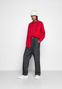 Carhartt WIP - ARMANDA PANT - Trousers - blue - 1