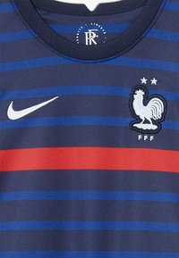 Nike Performance - FRANKREICH FFF LK NK BRT KIT HM SET - Sports shorts - blackened blue/white - 6