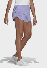 adidas Originals - Shorts - light purple - 2