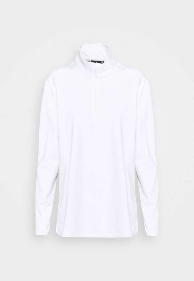 WOMAN  - Fleece trui - bianco