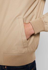 CELIO - RUCOTTON - Summer jacket - beige - 5