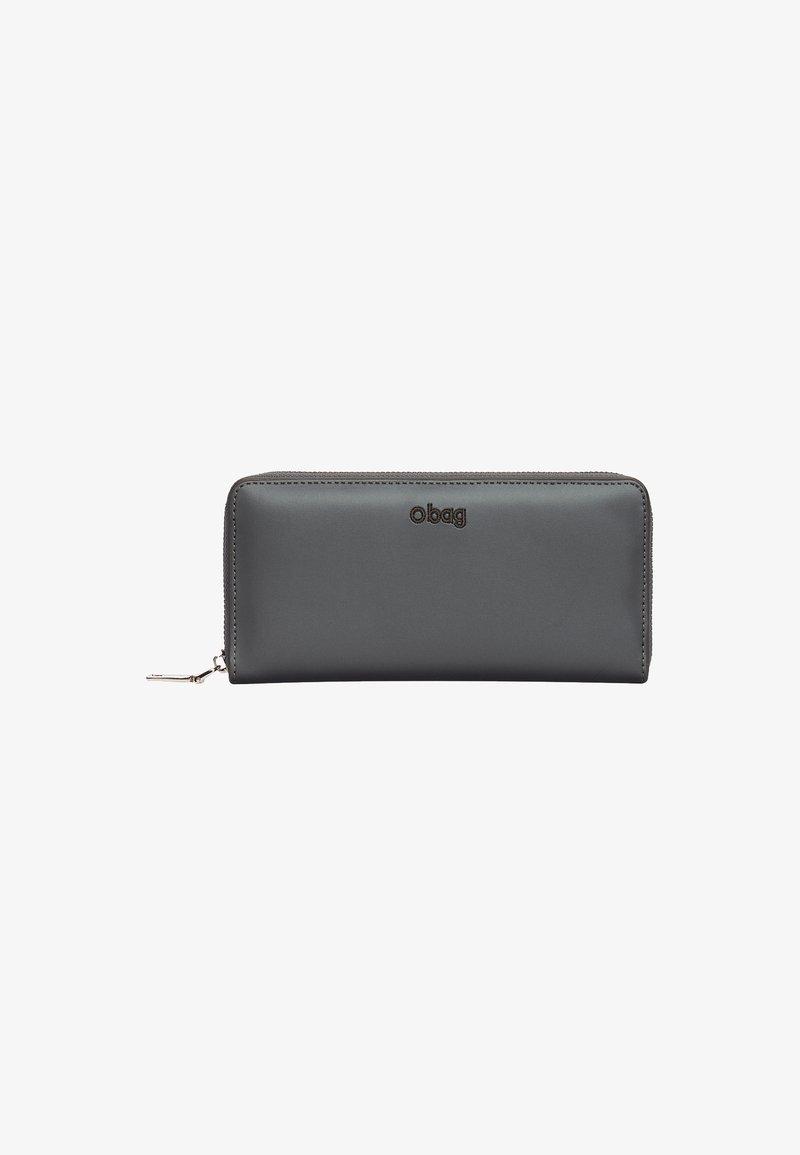 O Bag - Wallet - grafite metal