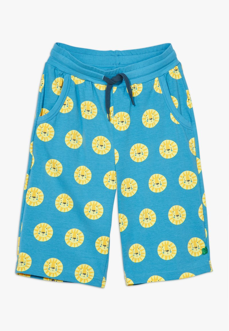 Fred's World by GREEN COTTON - ZGREEN LION EXCLUSIVE - Shorts - blue