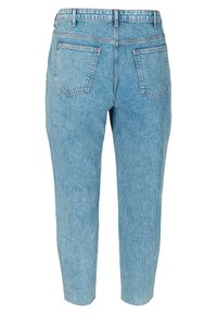Zizzi - Relaxed fit jeans - light blue - 5