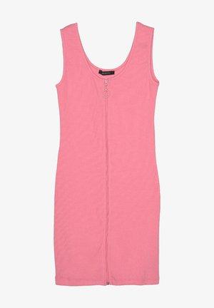 Robe fourreau - pink