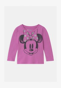 GAP - TODDLER GIRL DISNEY MINNIE MOUSE  - Top s dlouhým rukávem - purple - 0
