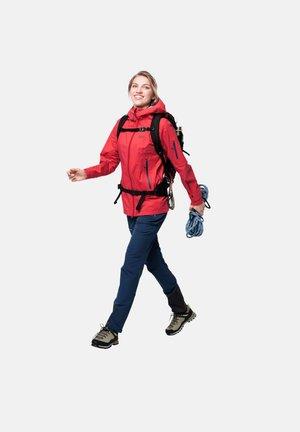 EXOLIGHT - Outdoor jacket - tulip red