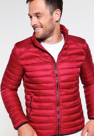CIRACE - Down jacket - rot