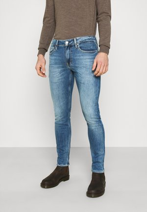 SLIM - Slim fit jeans - light blue