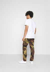 G-Star - ROVIC ZIP TAPERED - Cargo trousers - wood - 2