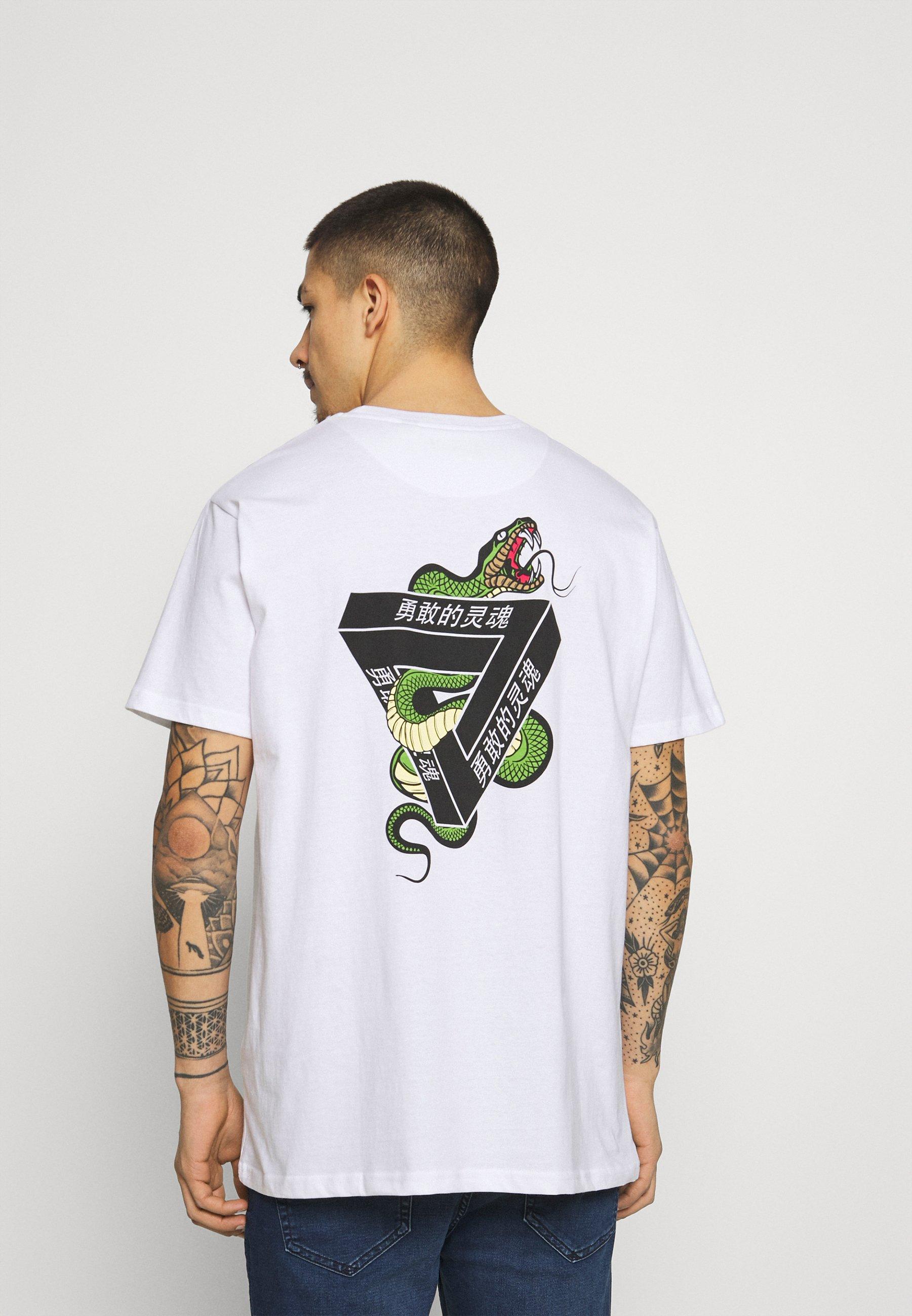 Men SCALE - Print T-shirt