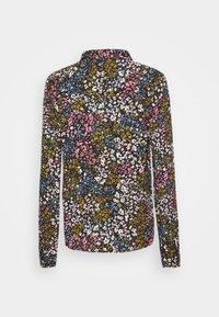 ICHI PETITE - IHBETTA - Button-down blouse - riviera - 1