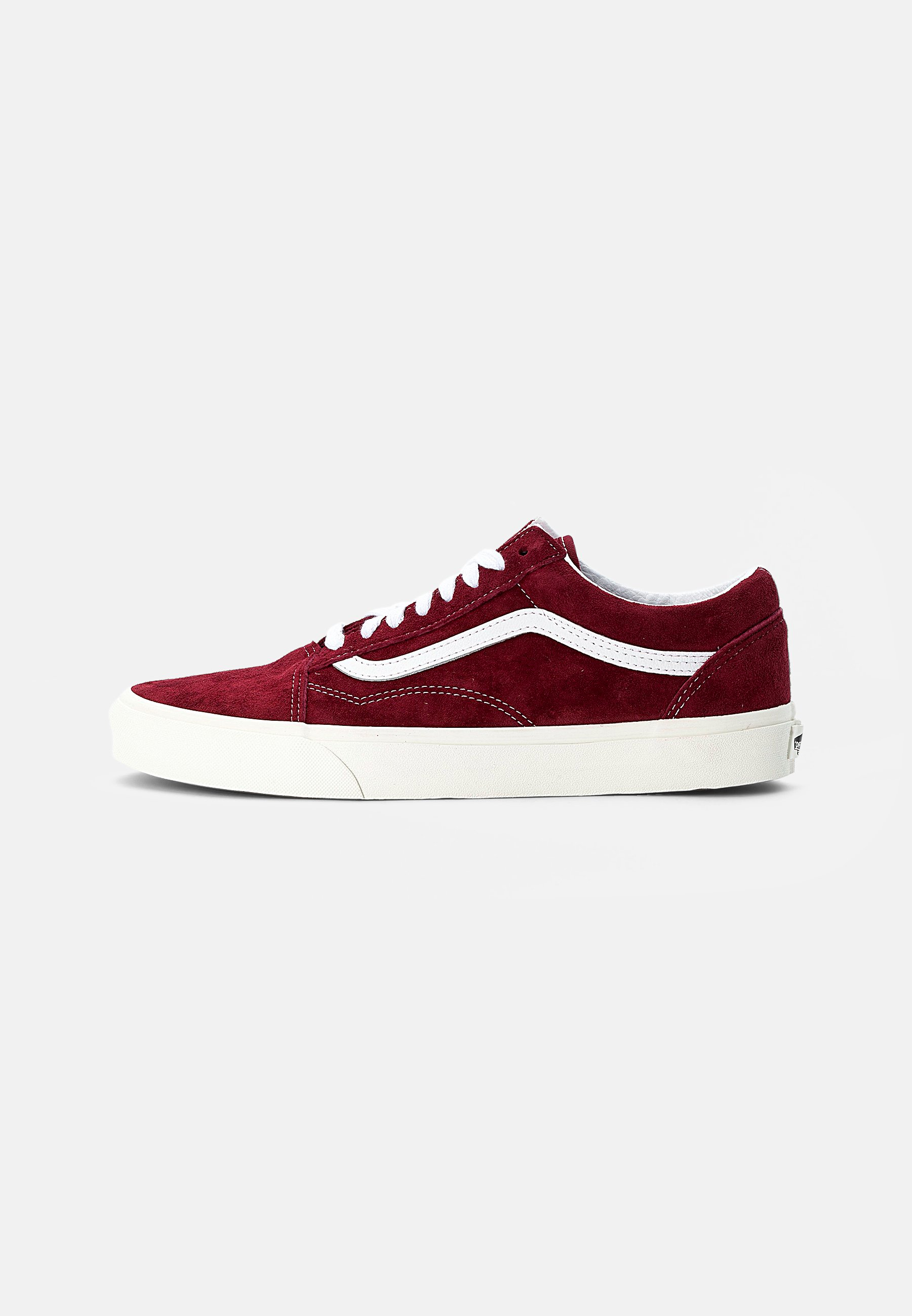 Chaussures femme Vans rouge en ligne | ZALANDO