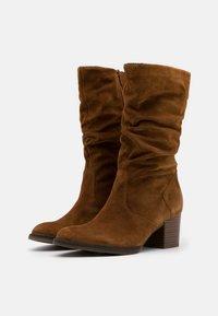 Gabor Comfort - Boots - cognac - 2