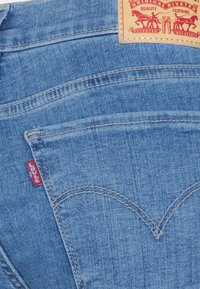 Levi's® - 710 SUPER SKINNY - Jeansy Skinny Fit - ontario stonewash - 5