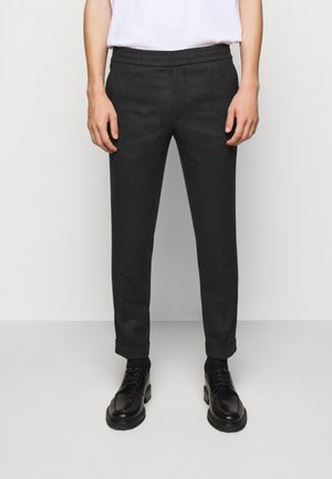 TERRY TROUSER - Pantaloni - dark grey