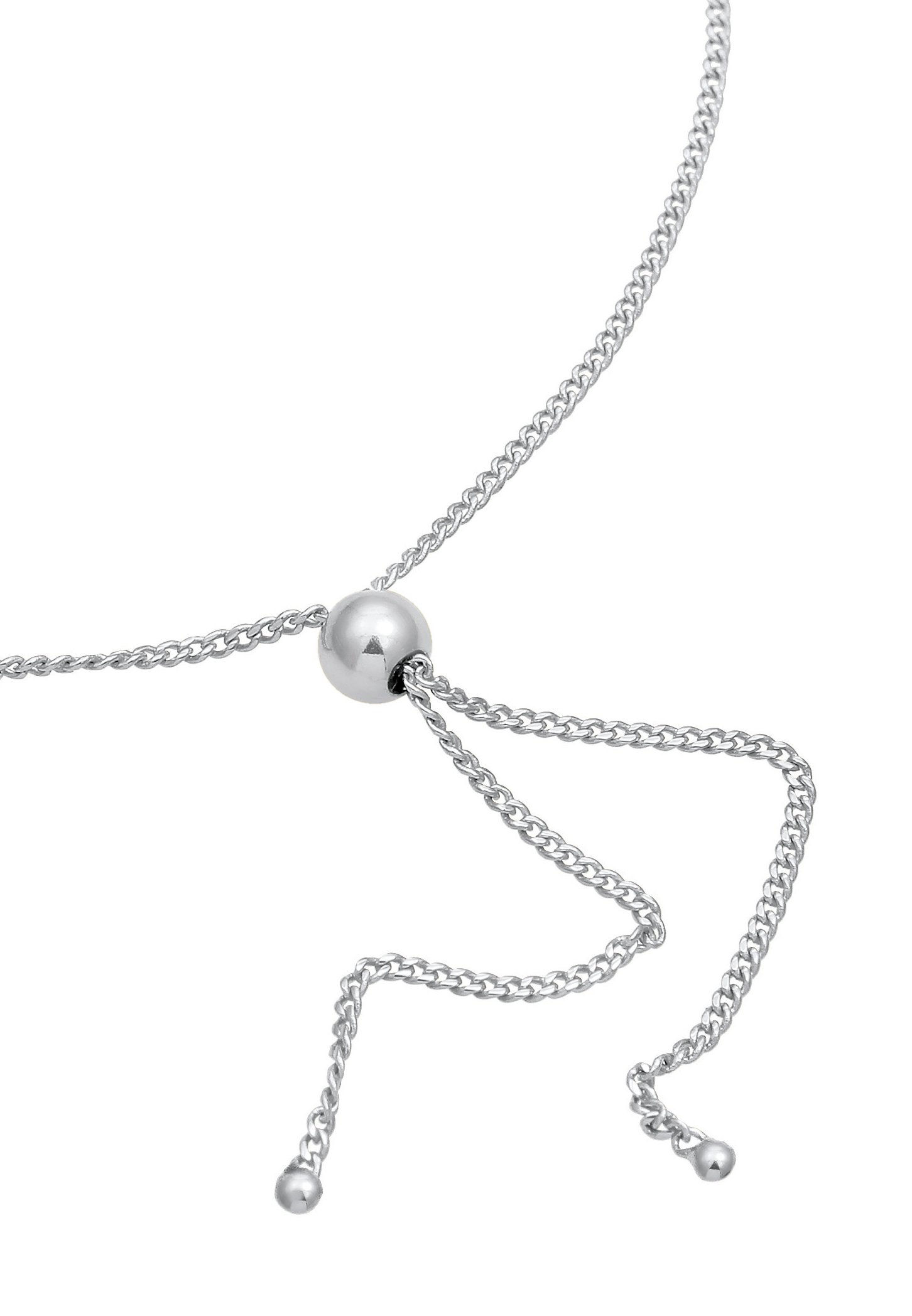 Elli Minimal Design Verstellbar - Armband Silver-coloured/silber