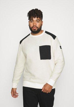 Pullover - egret