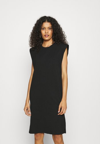 BEIJING DRESS - Vapaa-ajan mekko - black
