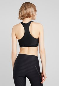 adidas Performance - CLIMACOOL WORKOUT BRA - Sports bra - black - 2