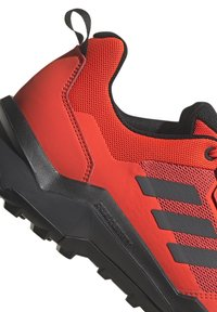 adidas Performance - TERREX AX4 - Hiking shoes - solar red/grey five/core black - 7