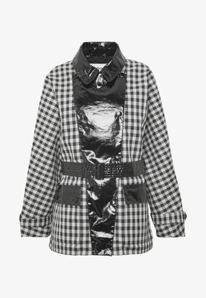 ALEXA CHUNG X  BARBOUR IVY CASUAL - Summer jacket - northumbria/black
