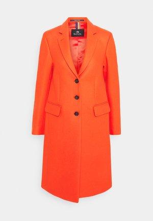 Classic coat - orange